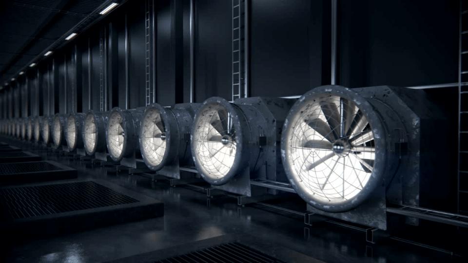 Data Center Cooling Still