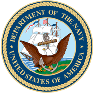 Department of the Navy United States of America logo