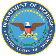 Department of Defense United States of America logo