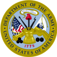 Department of the Army United States of America logo