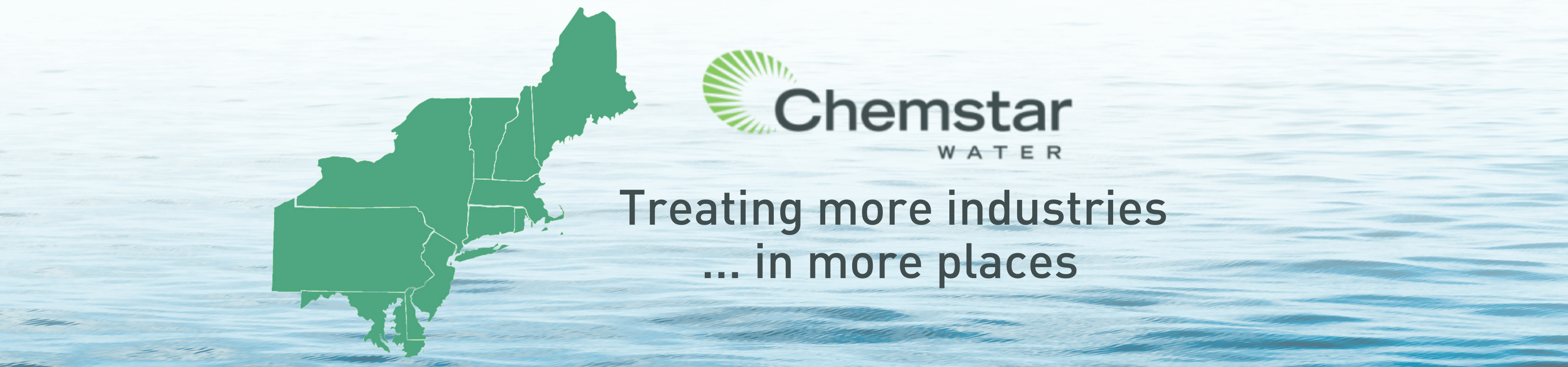 Chemstar WATER treating more industries in more places